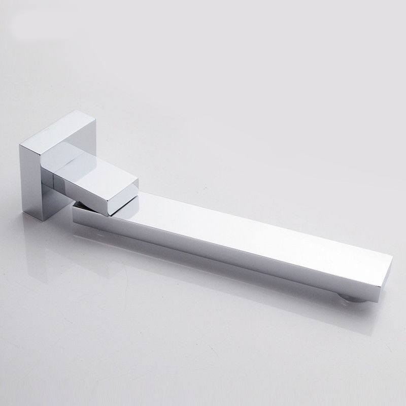 Wall Mounted Rotating Filler for Bath