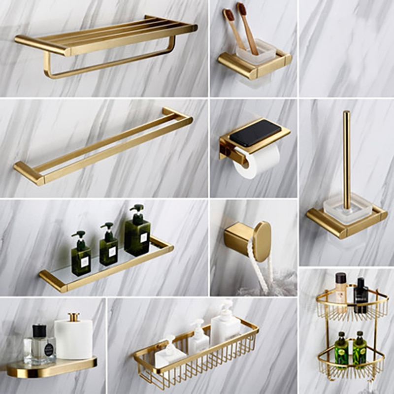 Accessories for Bathroom of Stainless Steel
